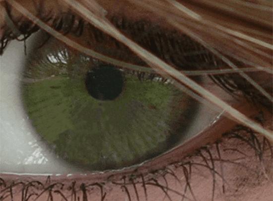 green-eye